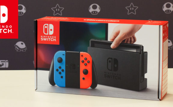 H2x1 News NintendoSwitchUnboxing