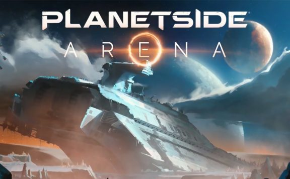 PLANETSIDE ARENA A planetside arena