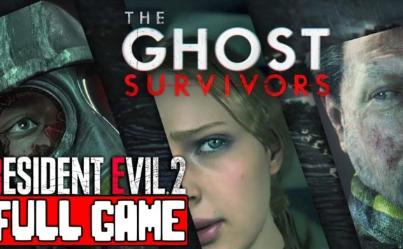 RESIDENT EVIL 2 The GHOST OF Survivors 2