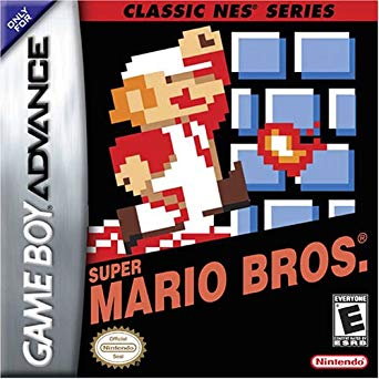 Super mario Bros NES copia 1985 BB