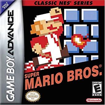 Super mario Bros NES copia 1985 BB