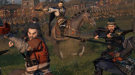 Total War Three Kingdoms AAA