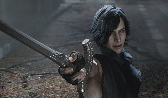 dante devil may cry 5 AN