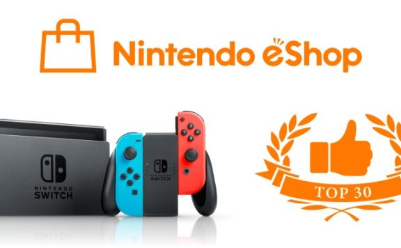 H2x1 Nintendo eShop Switch Top 30 Charts image800w