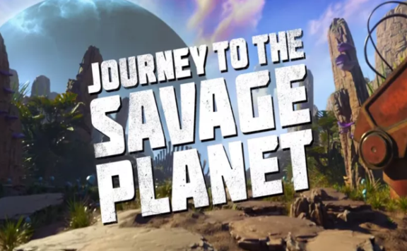 Journey to the sagave planet