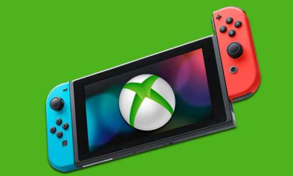 Microsoft Live Switch FRONT