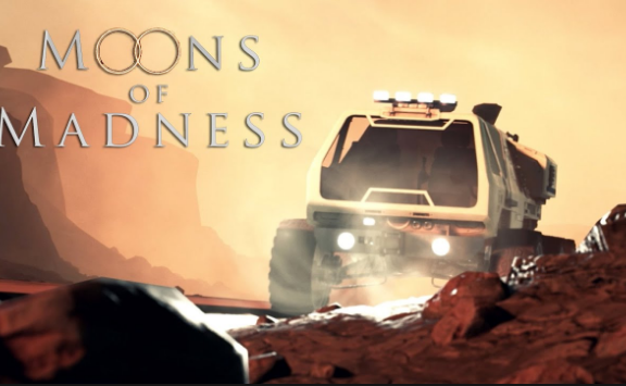 Moons Of Madness BACKGROUND
