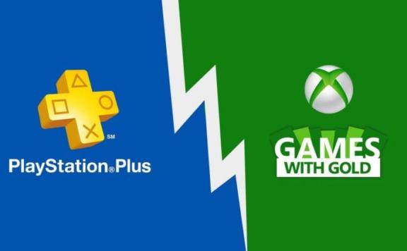 PlayStation Plus e Xbox Gold
