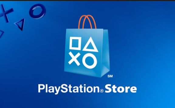 PlayStation Store Front