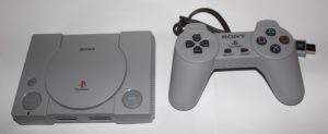 PlayStation Classic Konsole Controller