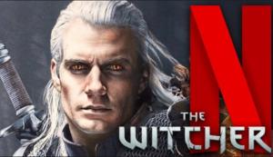 The Witcher Netflix Background