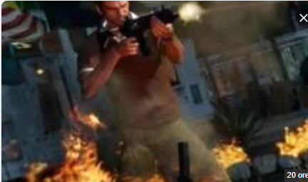 Videogames and Hardcore pornography to blame for violence