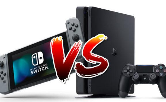 ps4 vs switch