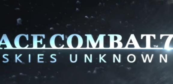 Ace Combat 7 FRONT