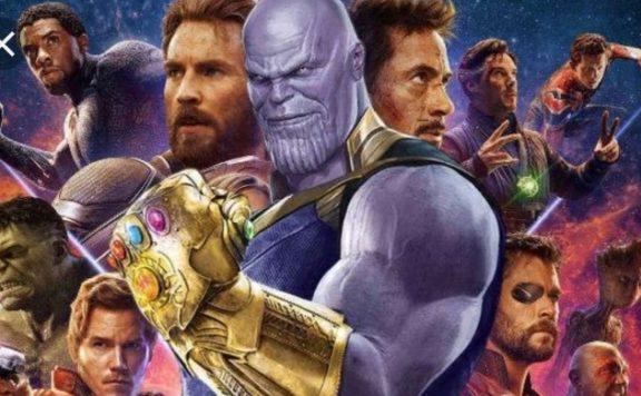 Avengers Endgame FRONT