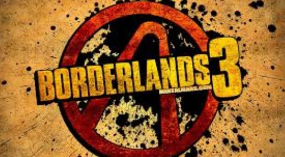 Borderlands 3 New Logo Front