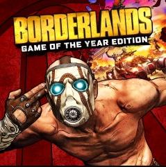 Borderlands GOTY FRONT