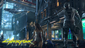 Cyberpunk 2077 4K Wallpaper