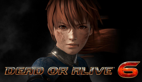 Dead or Alive 6 FRONT