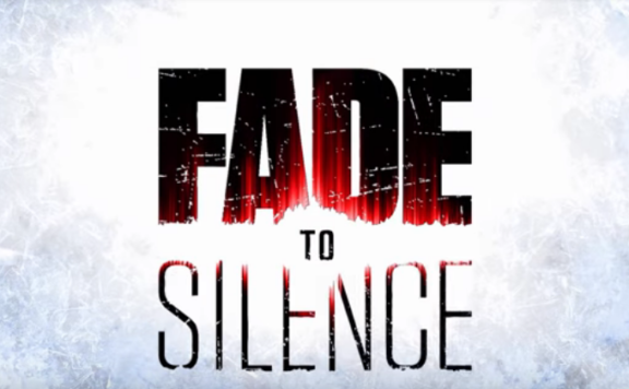 Fade to Silence FRONT