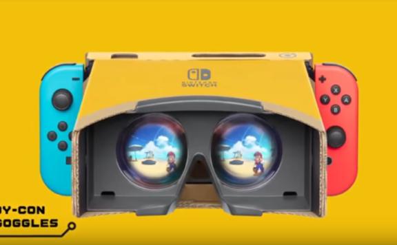 Nintendo Labo FRONT