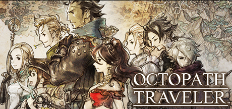 Octopath Traveler Steam FRONT