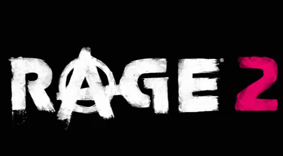 Rage 2 FRONT