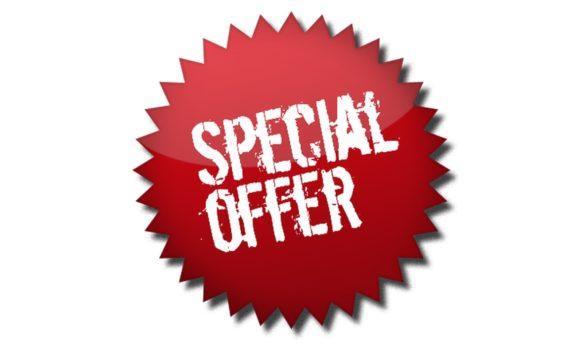 special offer meno testo