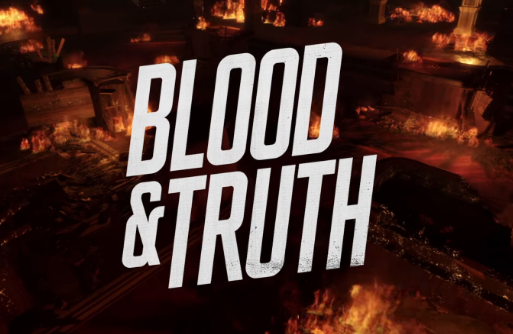 Blood Truth FRONT