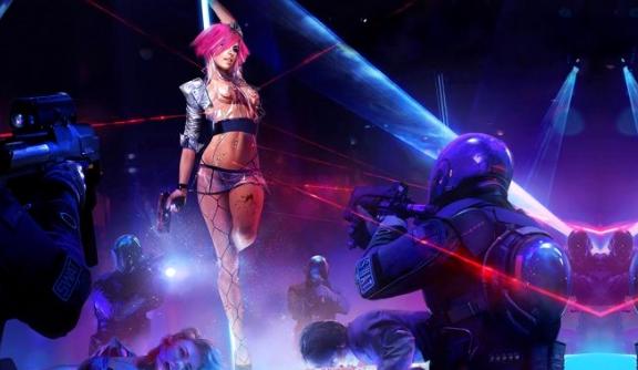 Cyberpunk 2077 Kicinsky IV