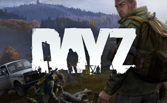 DayZ game FRONT