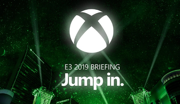 E3 2019 briefing FRONT