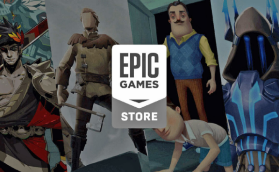 Epic Games Store FRONT 1