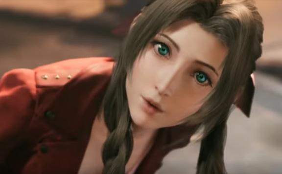 Final Fantasy Remake 7 FRONT