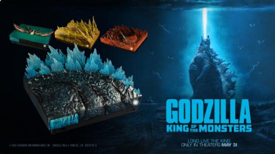 Godzilla Xbox ONE X FRONT