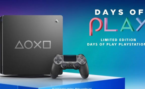 PlayStation 4 Limited Days of Play