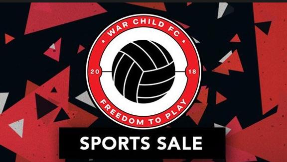 Steam Sports Sale War Child FRONT