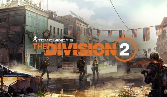 The Division 2 REAL FRONT