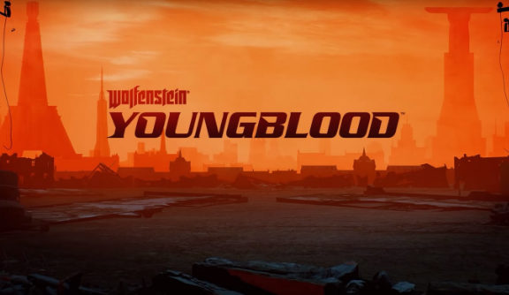 Wolfenstein Youngblood FRONT