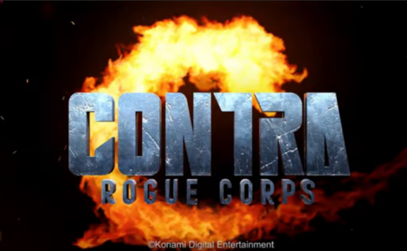COntra Rougue Corps FRONT