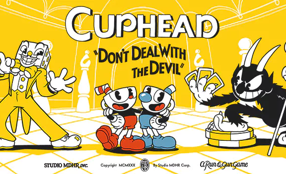 CUPHEAD FRONT