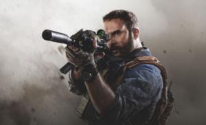 Call of Duty Modern Warfare Background