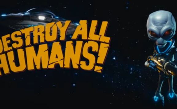 Destroy All Humans Front