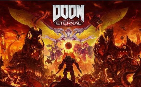 Doom ETERNAL FRONT