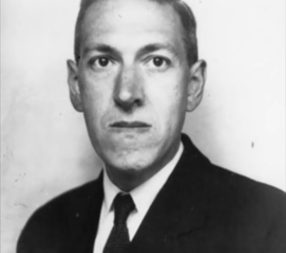 HOWARD PHILLIPS LOVECRAFT FRONT