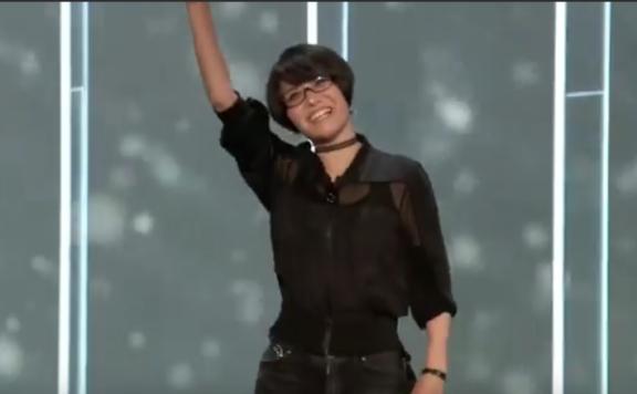 Ikumi Nakamura FRONT
