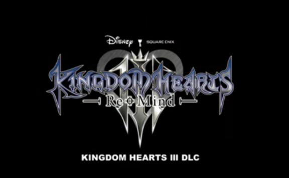 Kingdom Hearts Three DLC REMIND FRONT