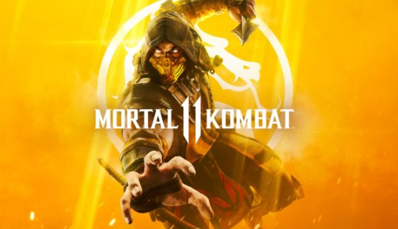 Mortal Kombat 11 FRONT