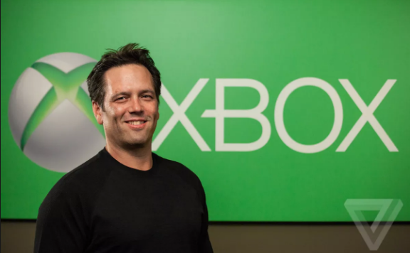 Phil Spencer FRONT