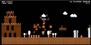 Super Mario Battle Royale V